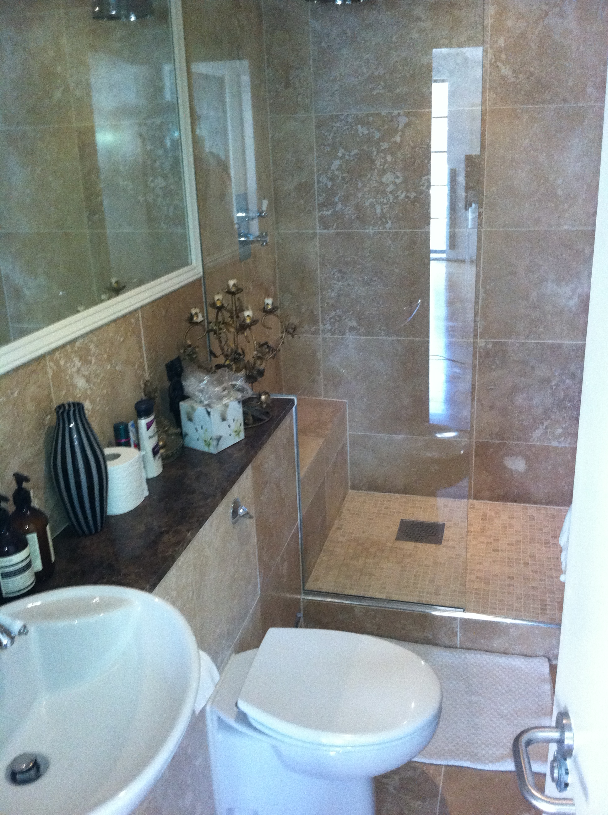 soho lofts shower After