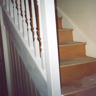 stair Refurb after