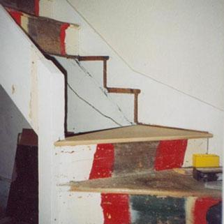 stair refurb B4