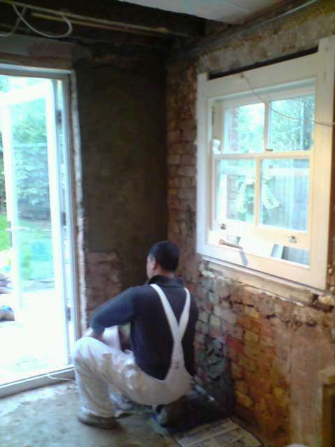 damp proofing works B4