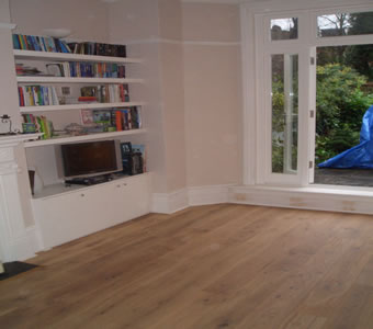 Floor after  v1